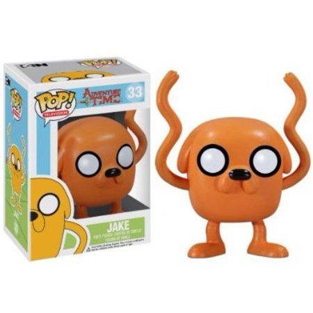 Funko Pop! Television: Adventure Time - Jake #33 - Popular Collectibles | Popu!ar Collectibles