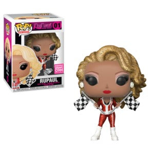 Funko Pop! Drag Queens: Rupaul Diamond Collection (Drag Con Exclusive) #01 - Popu!ar Collectibles
