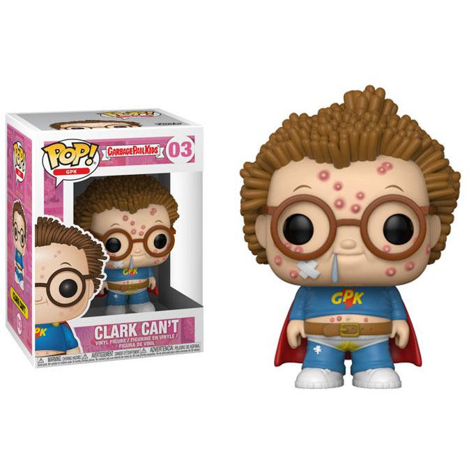Funko Pop! GPK - Clark Can't #03 - Popu!ar Collectibles