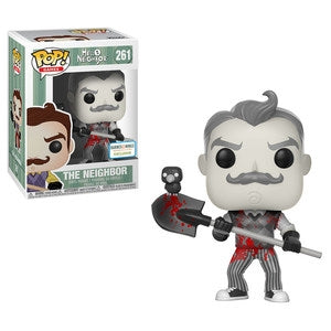 Funko Pop! Games: Hello Neighbor - The Neighbor (B&N Exclusive) #261 - Popu!ar Collectibles