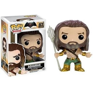 Funko Pop! Heroes: Aquaman #87 - Popu!ar Collectibles
