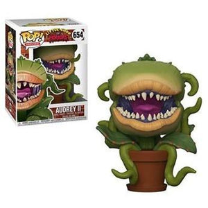Funko Pop! Movies: Little Shop of Horrors - Audrey II #654 - Popu!ar Collectibles