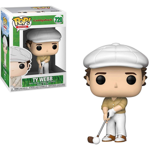 Funko Pop! Movies: Caddyshack - Ty Webb #757 - Popular Collectibles | Popu!ar Collectibles