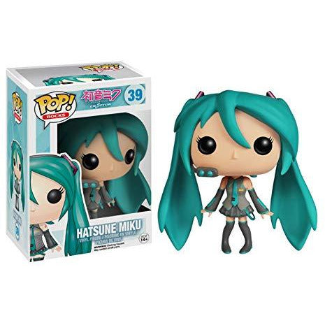 Funko Pop! Rocks: Hatsune Miku - Popular Collectibles | Popu!ar Collectibles