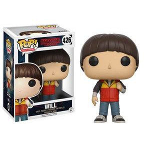 Funko Pop! Television: Stranger Things - Will #426 - Popu!ar Collectibles