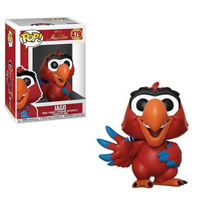Funko Pop! Disney: Aladdin - Iago #479 - Popular Collectibles | Popu!ar Collectibles