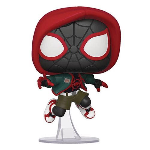Funko Pop! Spider-Man: Into the Spider-Verse - Casual Miles Morales (Previews Exclusive) - Popu!ar Collectibles