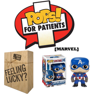 POPS! For Patients Mystery Box (Marvel) - Donation - Popu!ar Collectibles