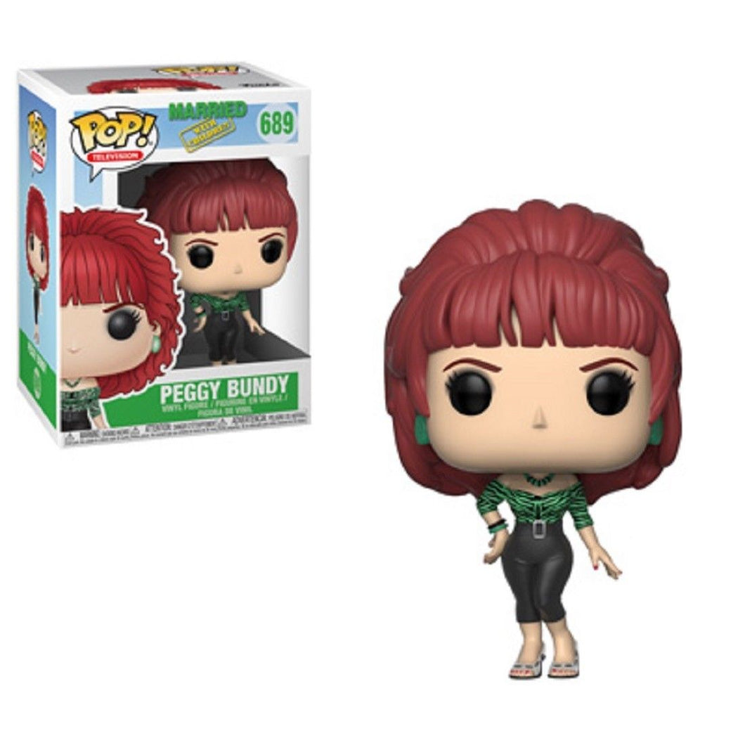 Funko Pop! Television: Married with Children - Peggy Bundy #689 - Popu!ar Collectibles