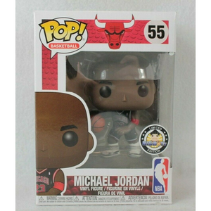 Funko Pop! Basketball: Michael Jordan (Big Boys Limited Edition) #55 - Popu!ar Collectibles