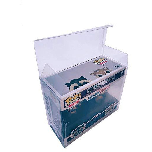 Funko Pop Protector Case - Double Pack - Popu!ar Collectibles