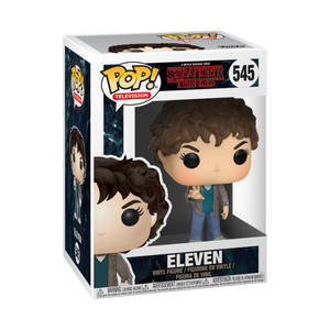 Funko Pop! Television: Stranger Things - Eleven #545 - Popu!ar Collectibles