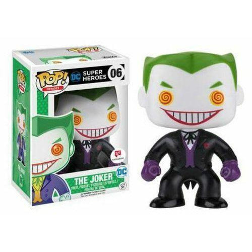 Funko Pop! Heroes: The Joker (Walgreens Exclusive) #06 - Popu!ar Collectibles