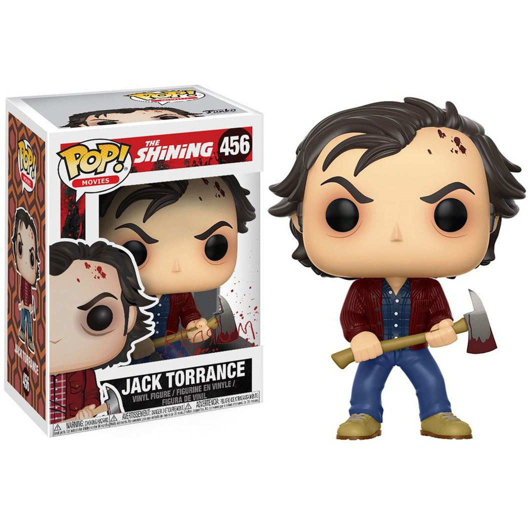 Funko Pop! Movies: The Shining - Jack Torrance #456 - Popu!ar Collectibles