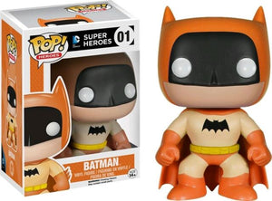 Funko Pop! DC Heroes: Batman #01 (Entertainment Earth Exclusive)