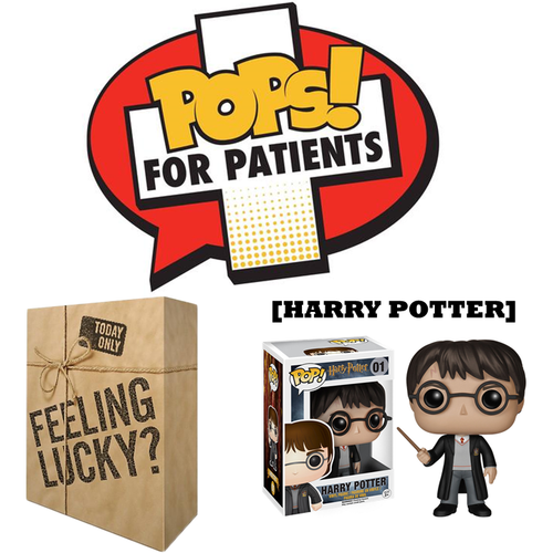 POPS! For Patients Mystery Box (Harry Potter) - Donation - Popu!ar Collectibles