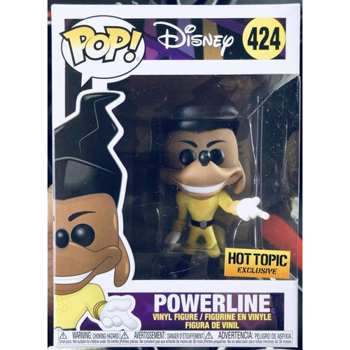 Funko Pop! Disney: Powerline #424 - Popular Collectibles | Popu!ar Collectibles