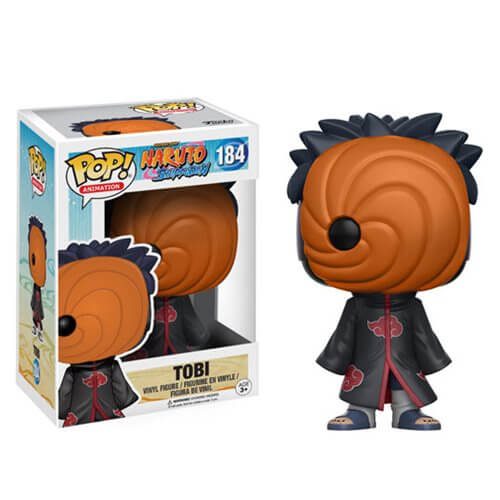 Funko Pop! Animation: Naruto - Tobi #184
