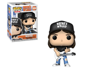 Funko Pop! Movies: Wayne's World - Wayne #684