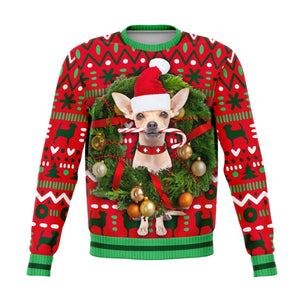 Chihuahua Ugly Xmas Sweater