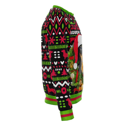 Dachshund Ugly Xmas Sweater