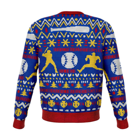 Image of Home for Christmas Ugly Xmas Sweater