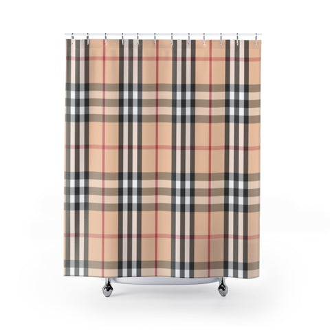"Image of The ""Elizabeth"" Shower Curtain"