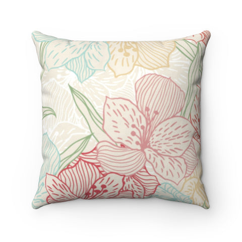 Image of Spun Polyester Square Pillow 5