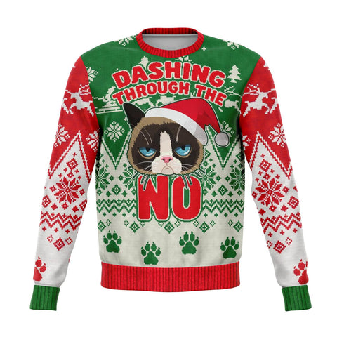 Grumpy Cat Ugly Xmas Sweater
