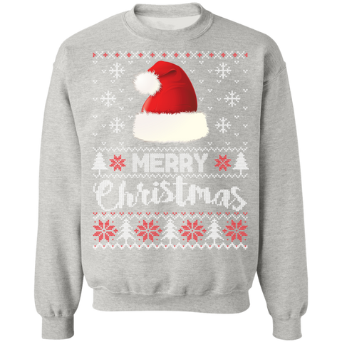 Image of Santa Hat Ugly Xmas Sweater