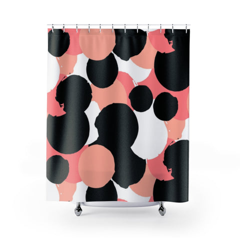 "Image of The ""Monica"" Shower Curtain"