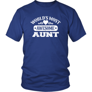 World's Most Awesome Aunt