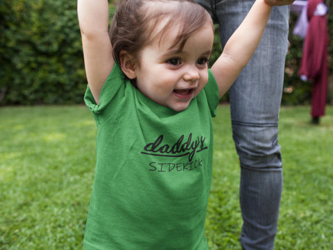 Image of Daddy's Sidekick Toddler T-shirt