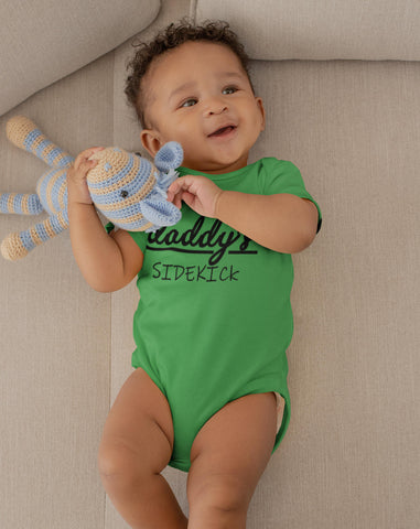 Image of Daddy's Sidekick Baby Bodysuit