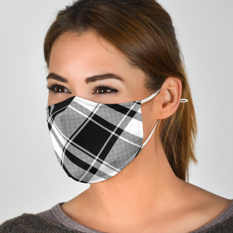 "Image of The ""Louise"" Custom Printed Face Mask"