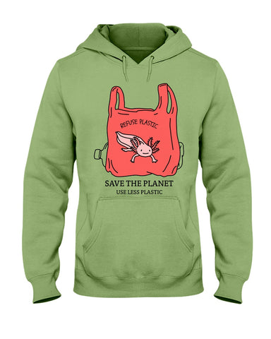 Image of Save the Planet - Axolotl Hoodie