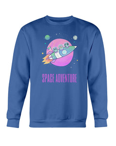 Space Adventure Sweatshirt