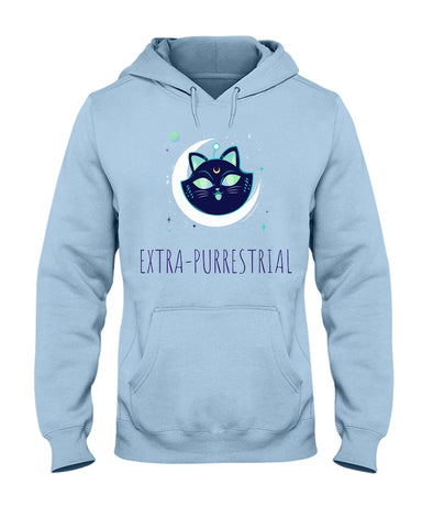 Image of Extra Purrestrial Hoodie
