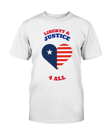 Liberty and Justice for All Tee
