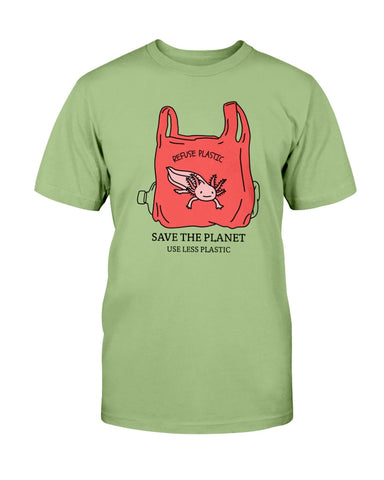 Save the Planet - Axolotl T shirt