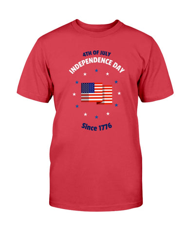 4th of July - Independence Day Tee