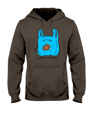 Image of Save a Turtle Hoodie