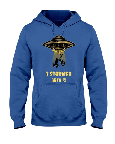 Image of I Stormed Area 51 Hoodie