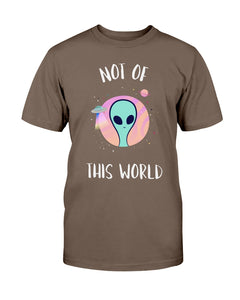 Not of this world T shirt