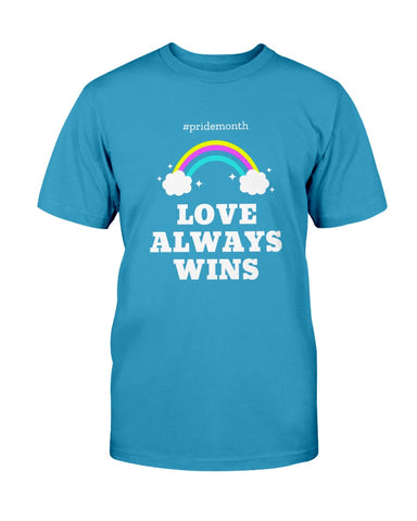 Image of Love Always Wins Unisex Tee