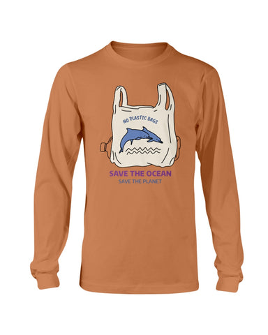 Save the Oceans - Dolphins Sweatshirt