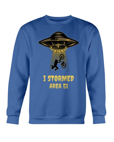 Image of I Stormed Area 51 Sweatshirt