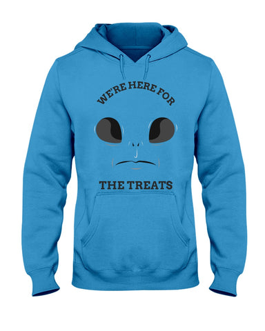 Were Here for the Treats Hoodie
