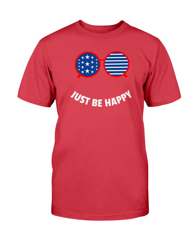 Just Be Happy Tee