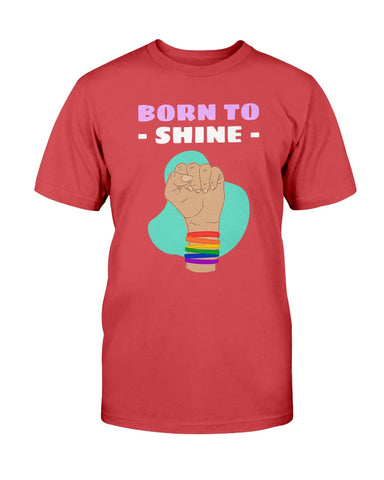 Image of Born to Shine Unisex Tee